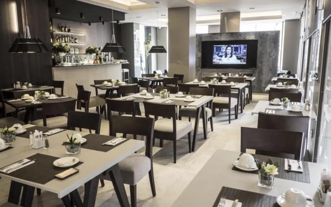Restaurant van Hotel Vincci Mercat Valencia