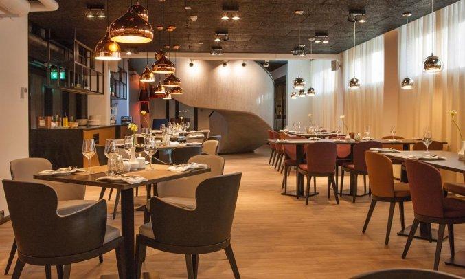 Restaurant van hotel Centennial Tallinn
