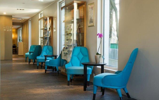 Lobby van Hotel L'Ermitage Tallinn