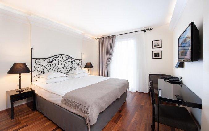 Tweepersoonskamer van Hotel L'Ermitage Tallinn