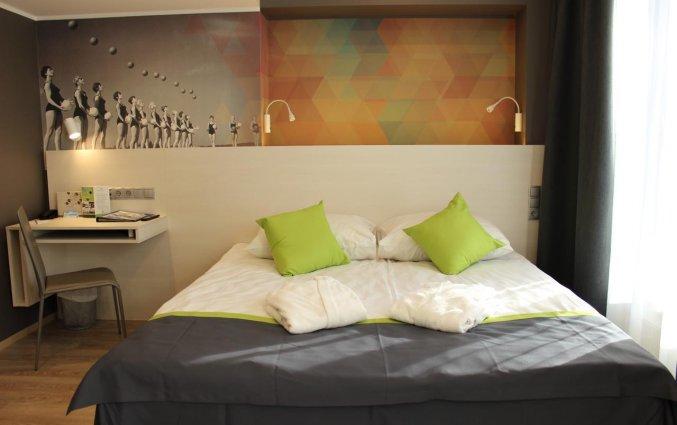 Tweepersoonkamer van Hotel Kalev Spa & Waterpark Tallinn