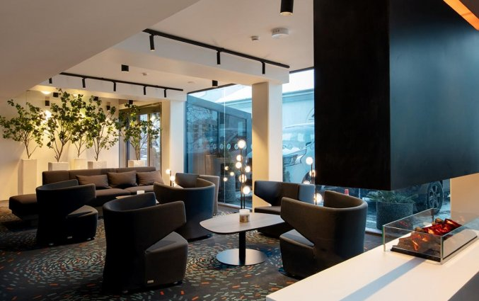 Lounge van Hotel Kalev Spa & Waterpark Tallinn
