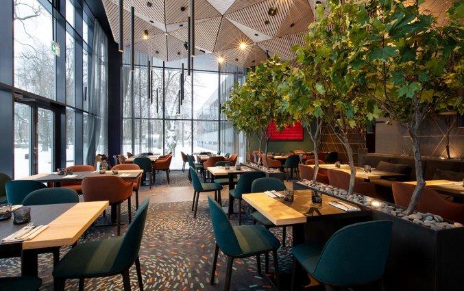 Restaurant van Hotel Kalev Spa & Waterpark Tallinn