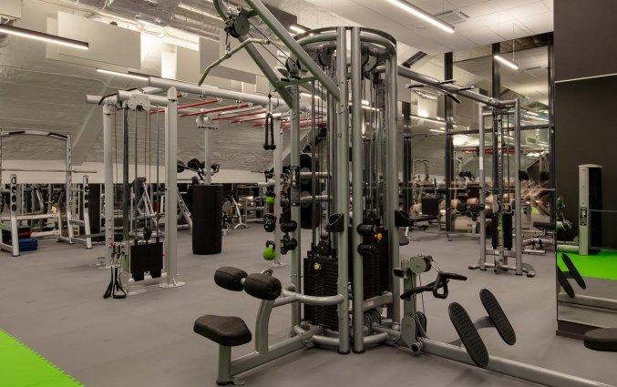 Fitness ruimte van Hotel Kalev Spa & Waterpark Tallinn