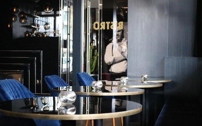 Restaurant van Hotel Amano Grand Central in Berlijn