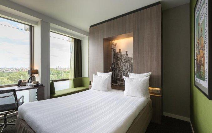 Kamer met uitzicht van Leonardo Hotel Amsterdam Rembrandtpark