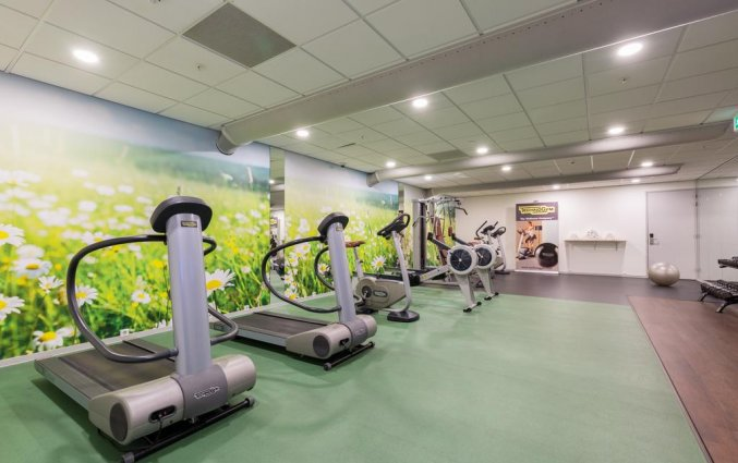 Fitnessruimte van Leonardo Hotel Amsterdam Rembrandtpark