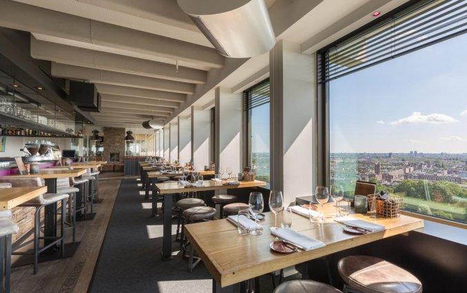 Restaurant met uitzicht van Leonardo Hotel Amsterdam Rembrandtpark
