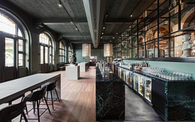 Restaurant van het Amsterdam Tropen Hotel