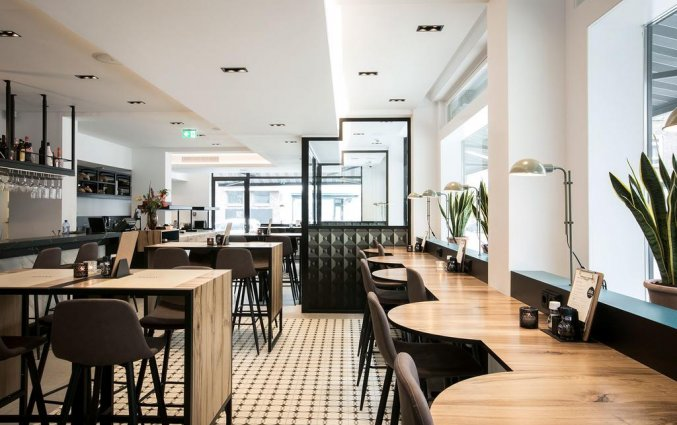 Restaurant van Savoy Hotel in Rotterdam