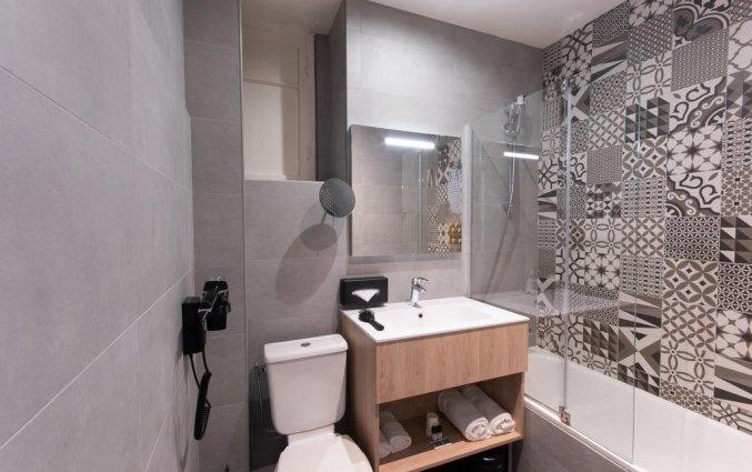 Badkamer van hotel Aria Nice