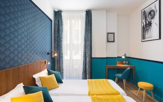 Tweepersoonskamer van Hotel Nap By HappyCulture Nice