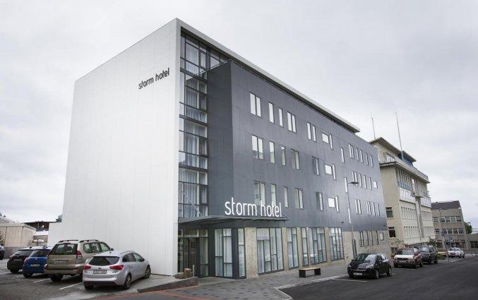 Gebouw van Hotel Storm by Keahotels in Reykjavik