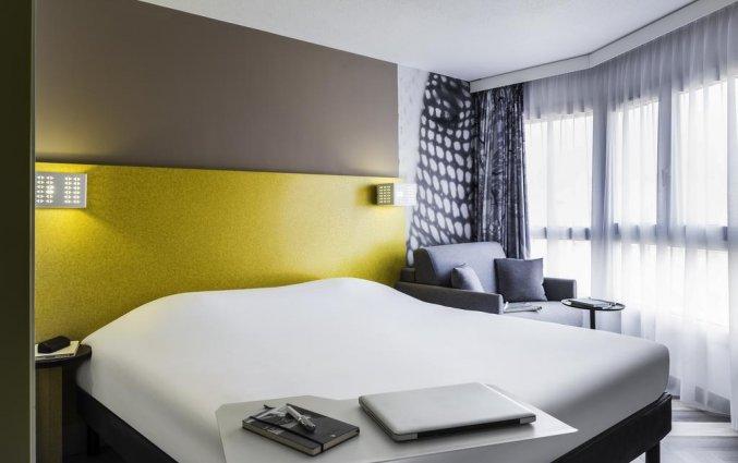 Tweepersoonskamer van hotel Ibis Styles Nice Vieux Port Nice