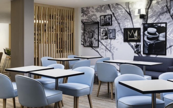 Restaurant van hotel Ibis Styles Nice Vieux Port Nice