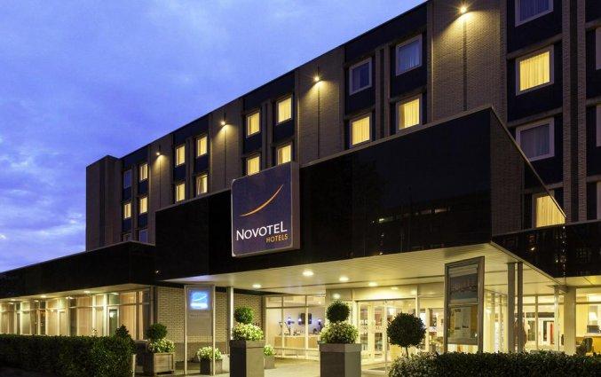 Exterieur van Novotel Hotel Maastricht