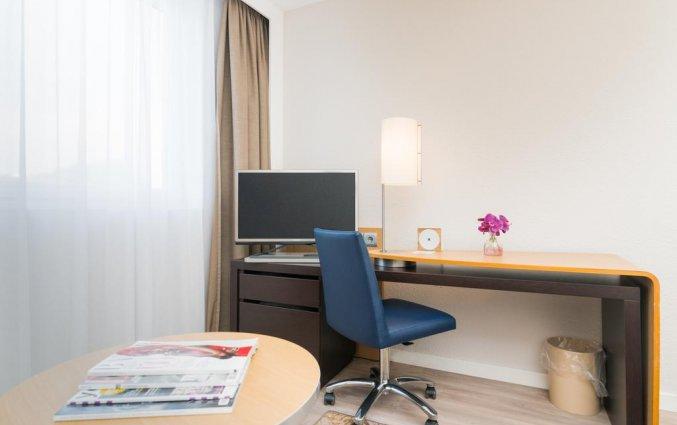 Tweepersoonskamer van Novotel Hotel Maastricht