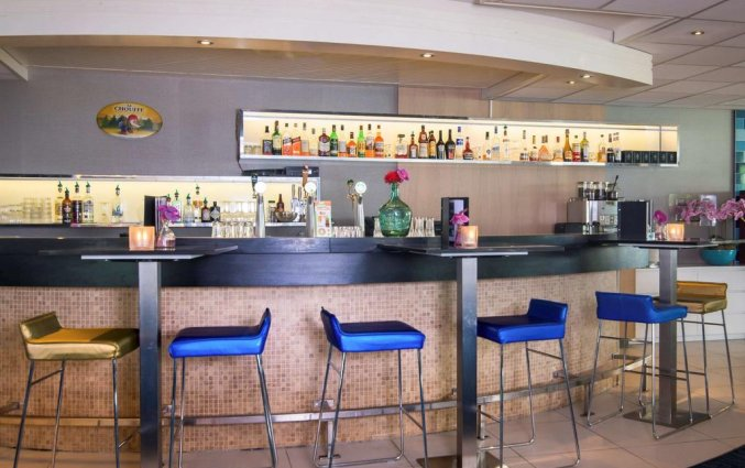 Bar in Novotel Hotel Maastricht