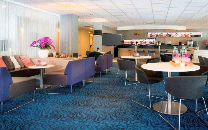Lounge in Novotel Hotel Maastricht