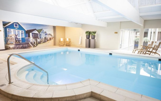 Zwembad van Hotel De Bilderberg op de Veluwe