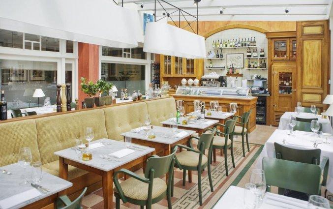 Restaurant van Hotel De Bilderberg op de Veluwe