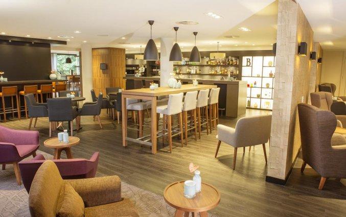 Bar van Hotel De Bilderberg op de Veluwe