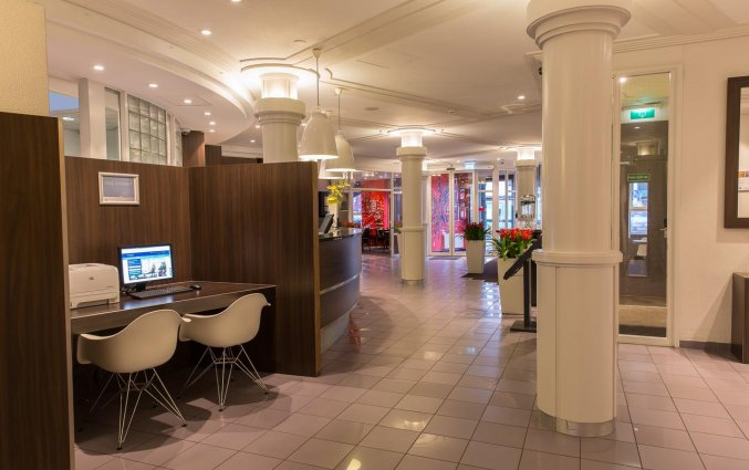 Openbare computers in het WestCord City Centre Hotel Amsterdam