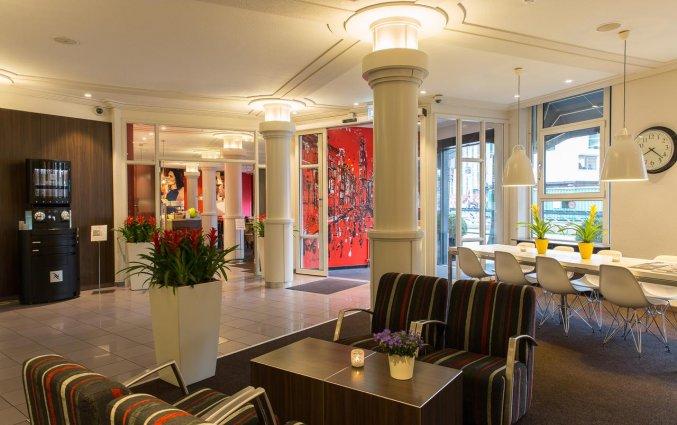 Zitplekken in het WestCord City Centre Hotel Amsterdam