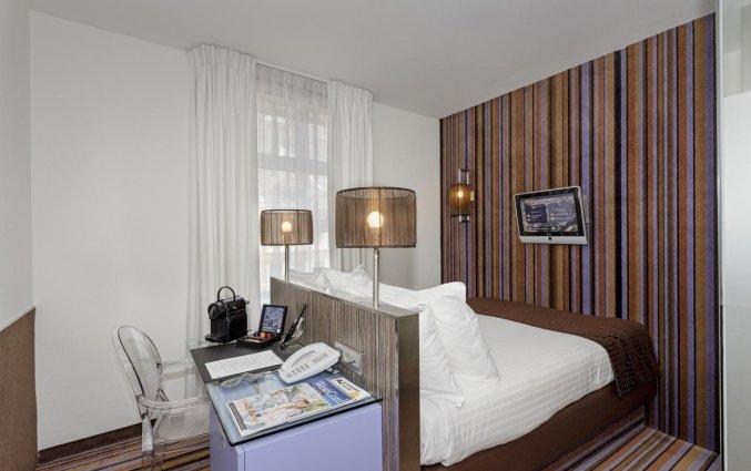 Kamer van het WestCord City Centre Hotel Amsterdam