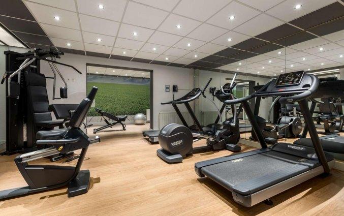 Fitnessruimte van Hotel NH Museum Quarter in Amsterdam