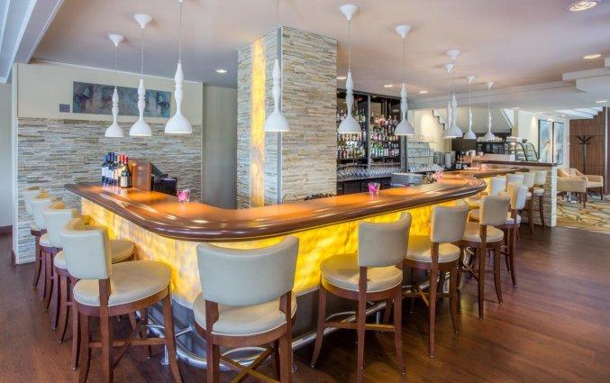 Bar in Hotel Crown Plaza Maastricht