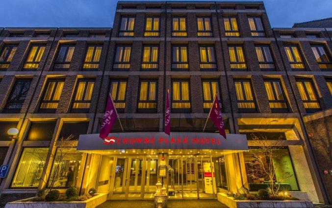 Exterieur van Hotel Crown Plaza Maastricht
