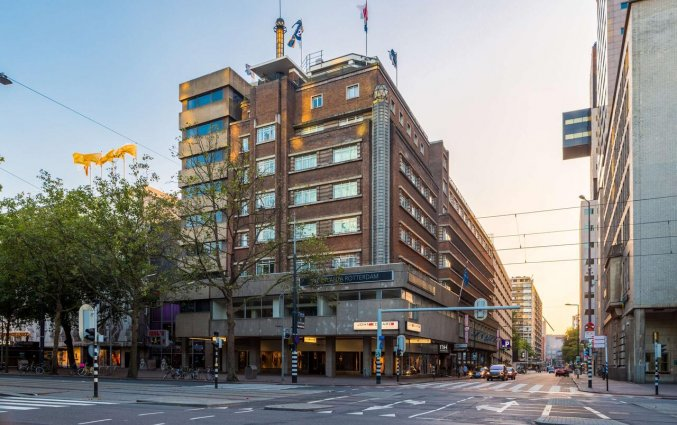 Gebouw van Hotel NH Atlanta in Rotterdam