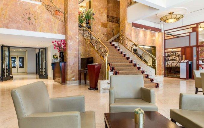 Lobby van Hotel NH Atlanta in Rotterdam