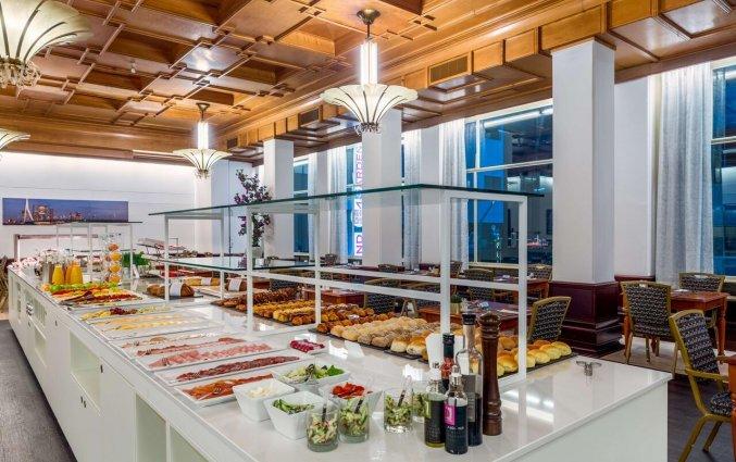 Ontbijt van Hotel NH Atlanta in Rotterdam