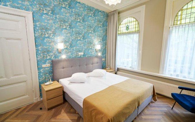 Tweepersoonskamer van Hotel van Walsum in Rotterdam