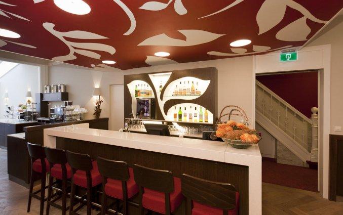Bar van Hotel van Walsum in Rotterdam