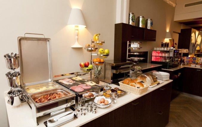 Ontbijt van Hotel van Walsum in Rotterdam