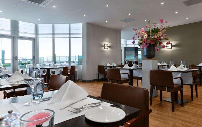 Ontbijtruimte van Hotel NH Zandvoort aan de Nederlandse Kust