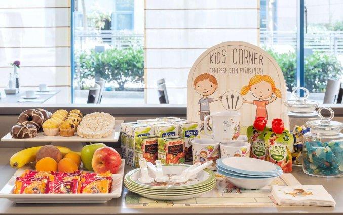 Ontbijtbuffet van Hotel NH Zandvoort aan de Nederlandse Kust