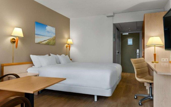 Kamer van Hotel NH Zandvoort Nederlandse Kust