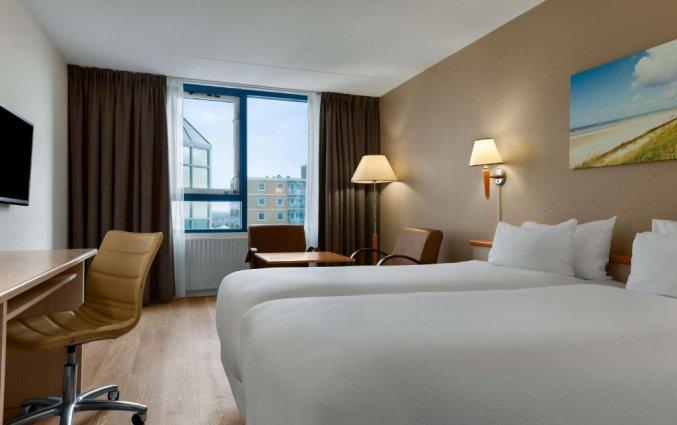 Kamer van Hotel NH Zandvoort aan de Nederlandse Kust
