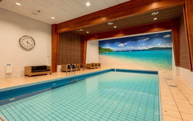 Binnenzwembad van Hotel NH Veluwe Sparrenhorst op de Veluwe