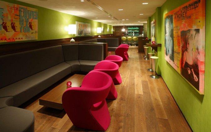 Bar van Hotel NH Veluwe Sparrenhorst op de Veluwe