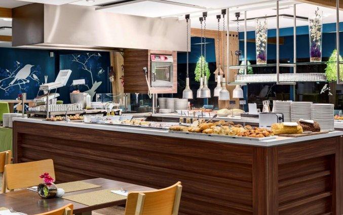 Restaurant van Hotel NH Veluwe Sparrenhorst op de Veluwe