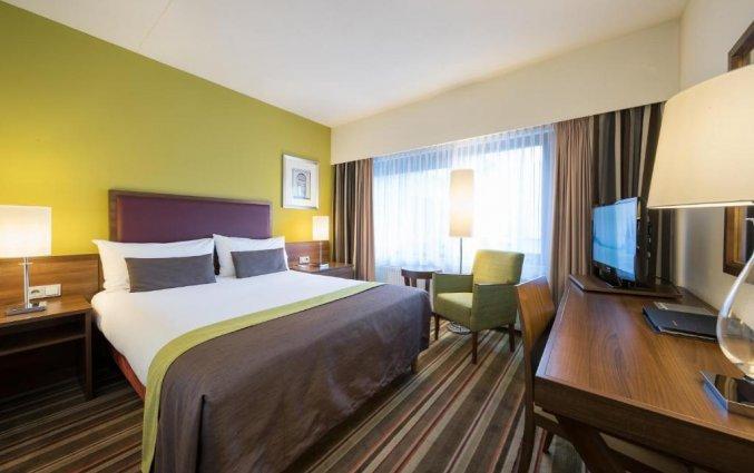 Tweepersoonskamer van Hotel Bilderberg de Keizerskroon op de Veluwe