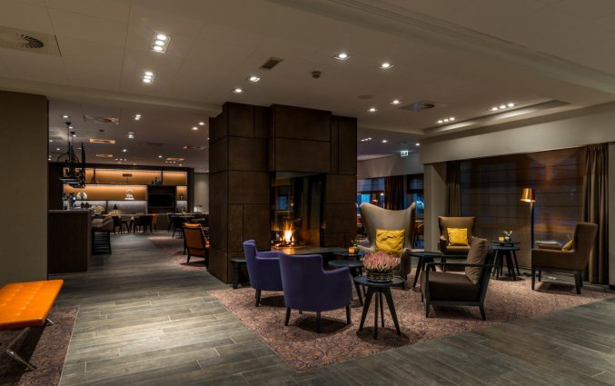 Lounge van Hotel Bilderberg de Keizerskroon op de Veluwe
