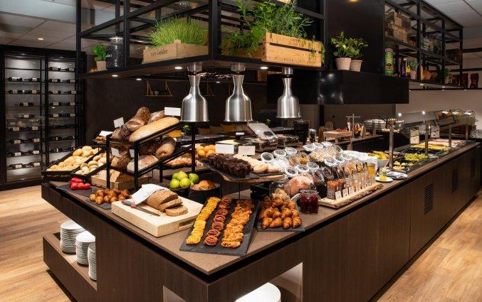 Ontbijt van Hotel Bilderberg de Keizerskroon op de Veluwe
