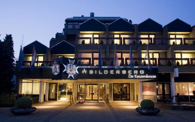 Gebouw van Hotel Bilderberg de Keizerskroon op de Veluwe