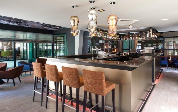 Bar van Hotel Bilderberg Europa Scheveningen aan de Nederlandse Kust
